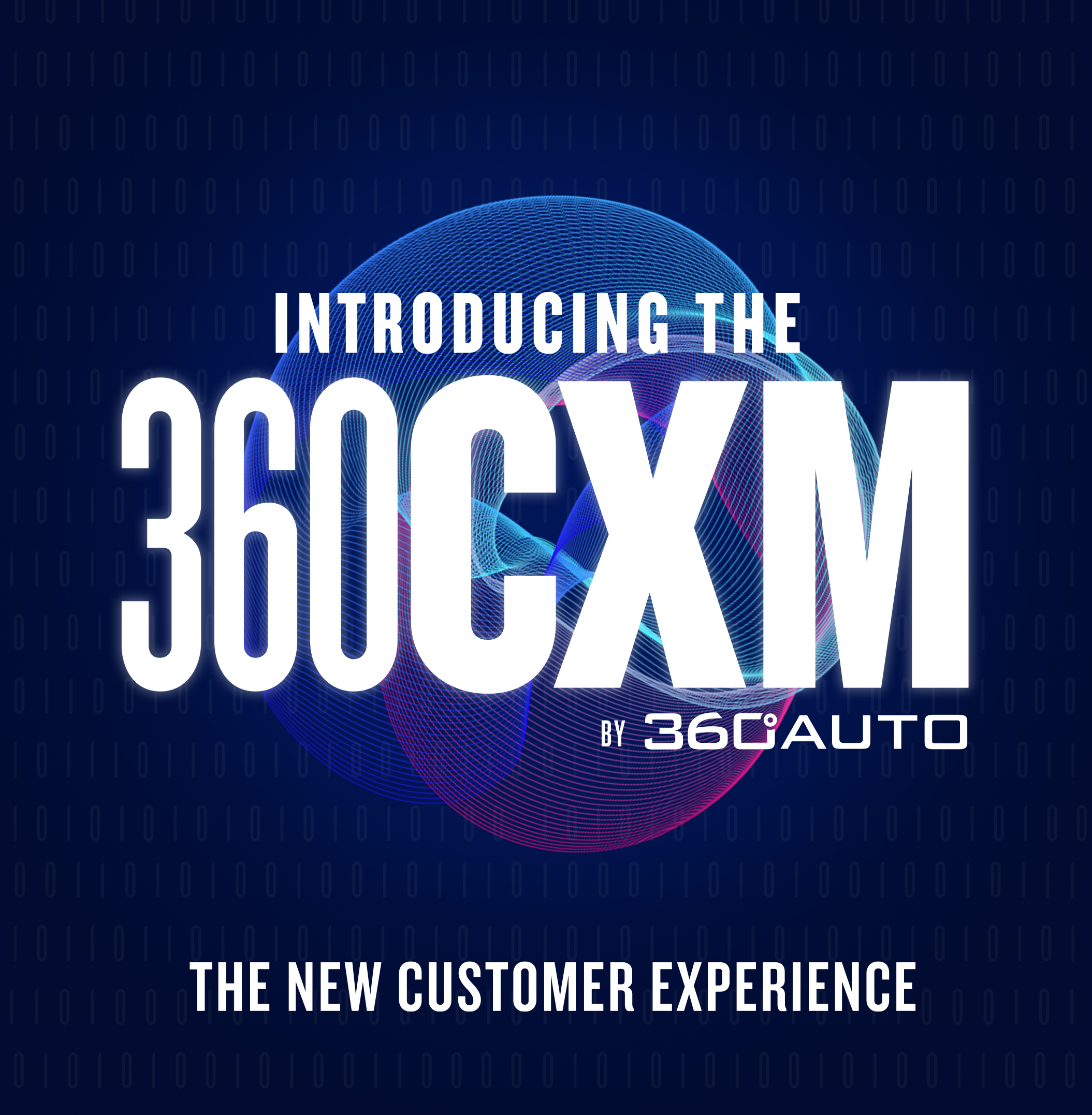 360 AUTO unveils its new 360CXM technology at the 2020 NADA Expo in Las Vegas, Nevada